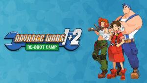 Advance Wars Reboot Camp