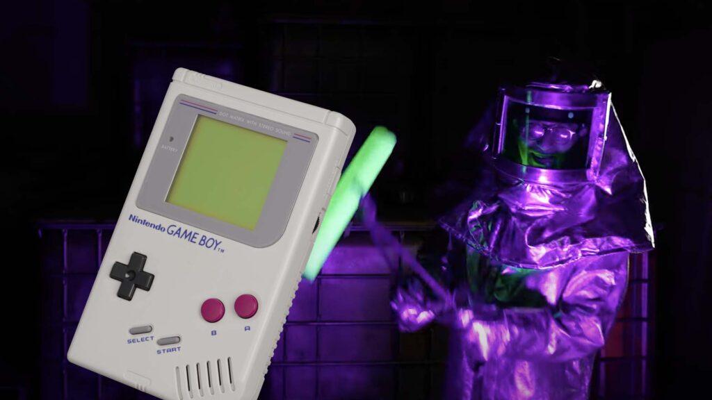GameBoy Nuclear Energy