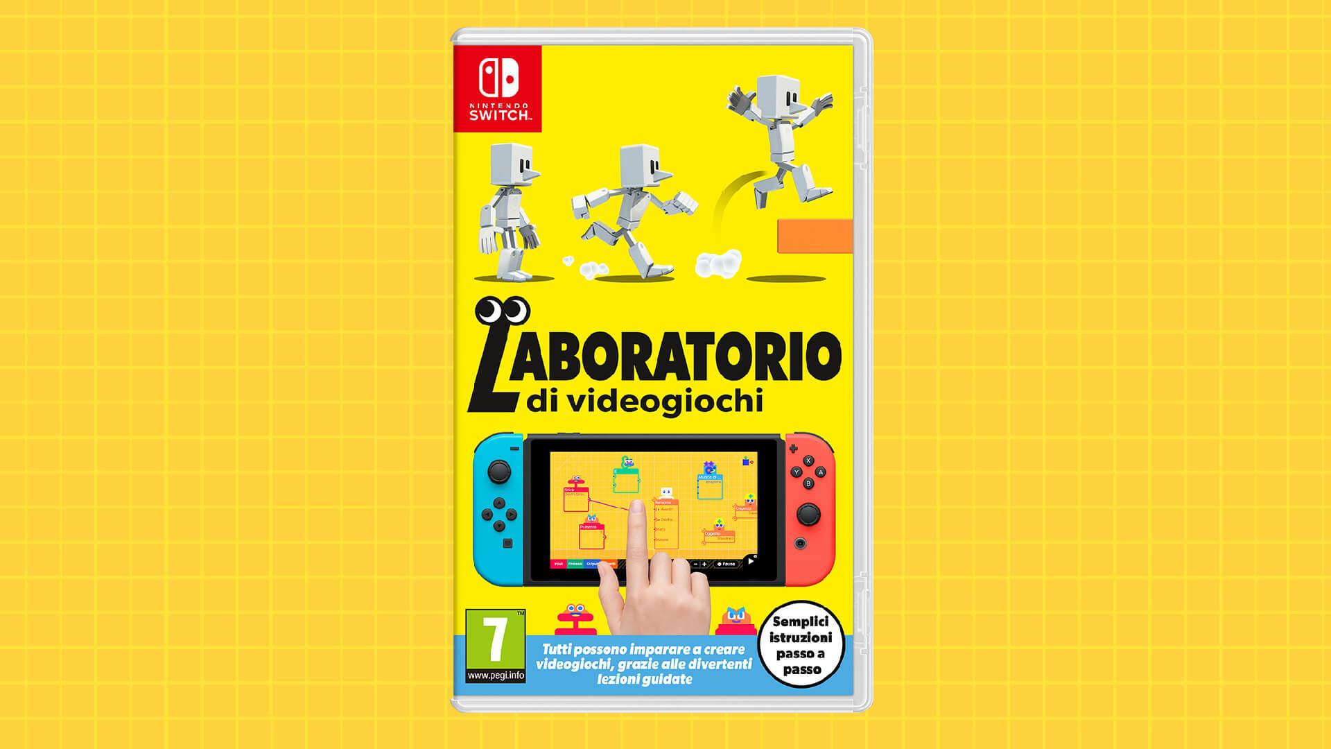 Laboratorio videogiochi NintendOn