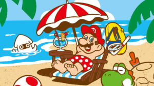 Mario Spiaggia 2021 NintendOn