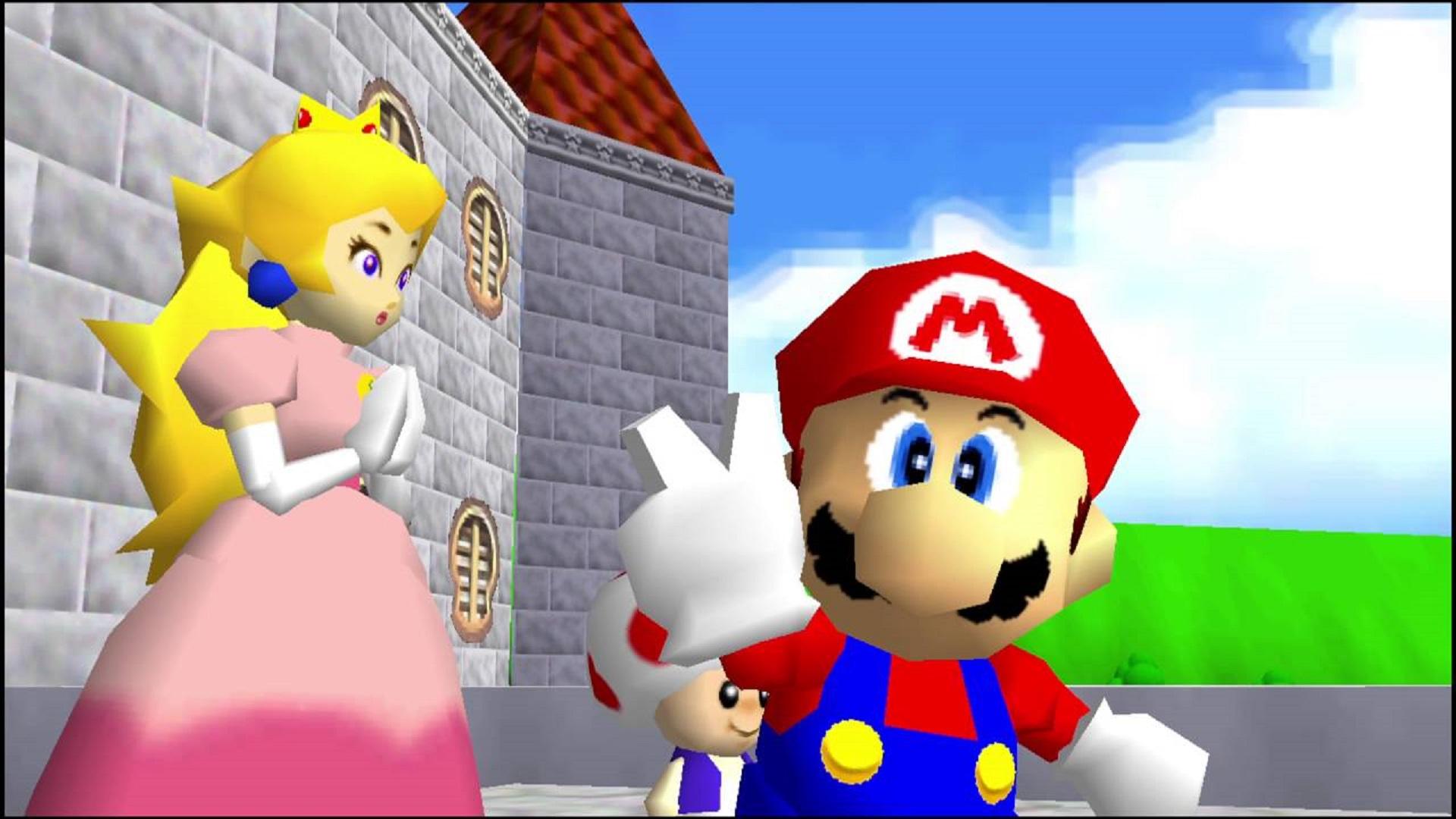 Super-Mario-64