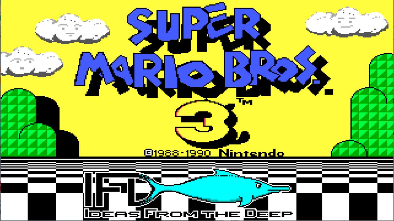 Super-Mario-Bros-id-Software-NintendOn